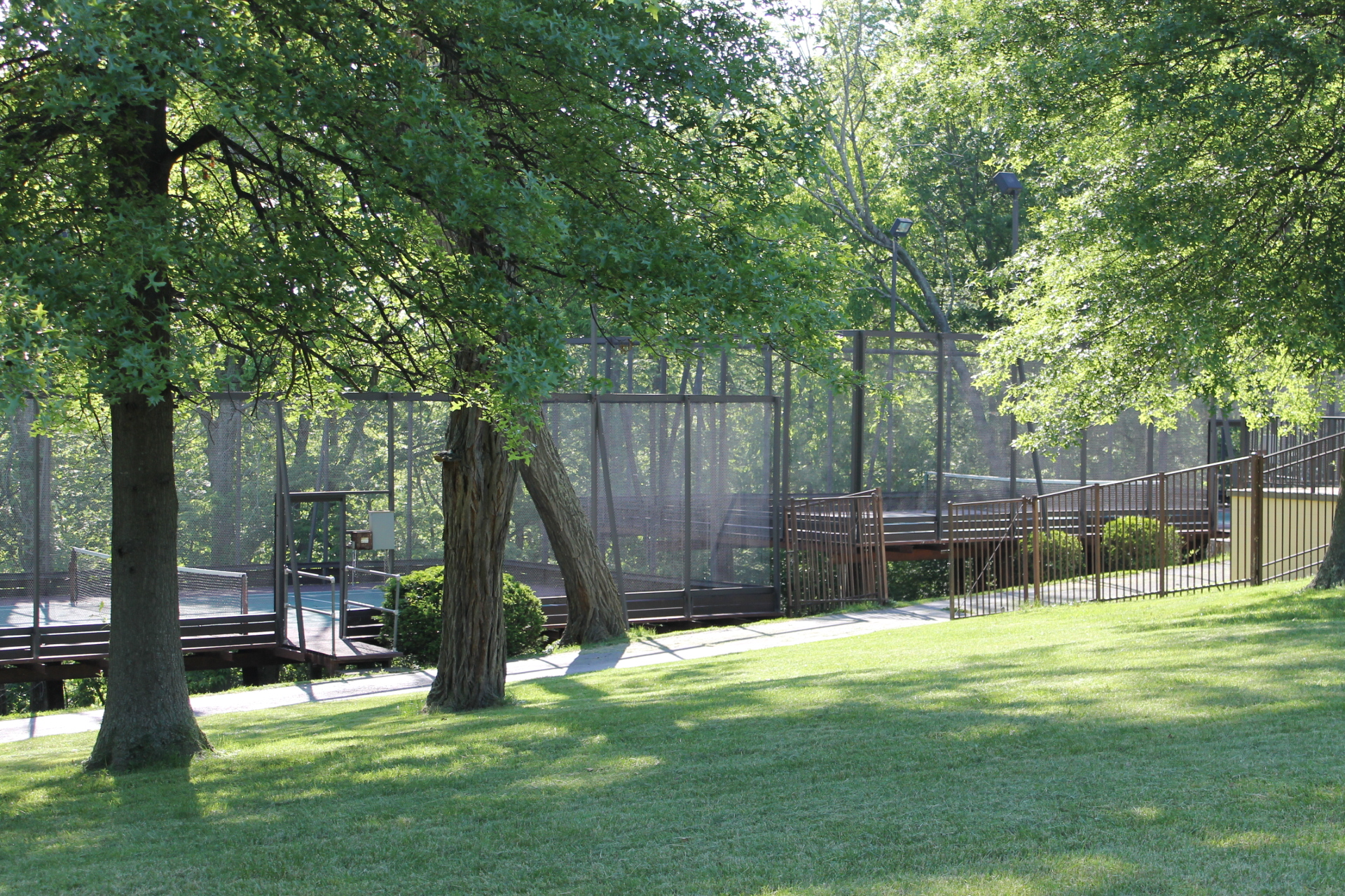 Paddle Ball Courts